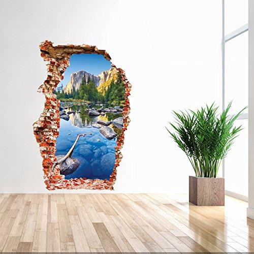 couleur-des-paysages-de-montagne-detang-plans-3d-mur-pvc-autocollant-decorations-de-chambre-yuxin