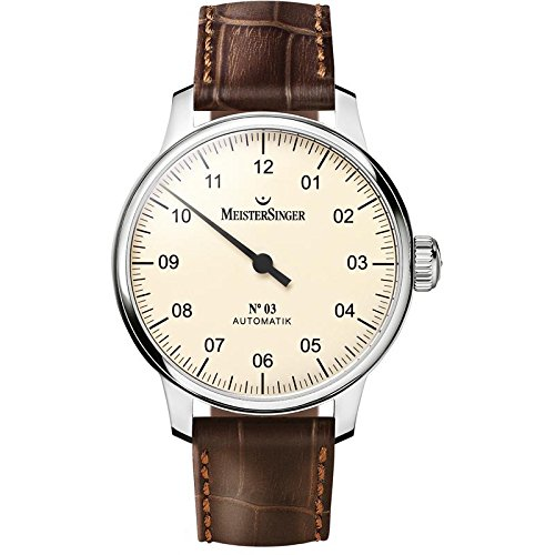 MeisterSinger AM903 - Reloj