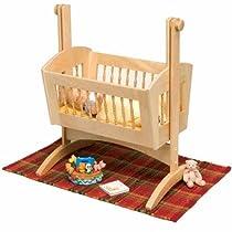 Pendulum Doll Cradle Plan