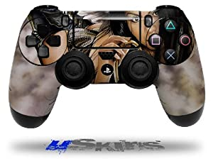 Broken Halo - Decal Style Wrap Skin fits Sony PS4 Dualshock 4 Controller - CONTROLLER NOT INCLUDED