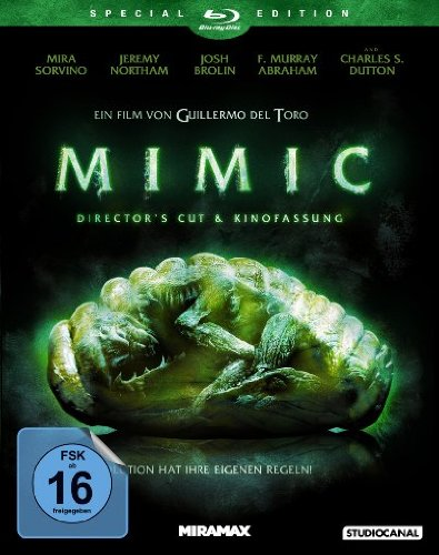 Mimic [Blu-ray] [Special Edition]