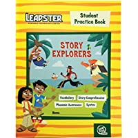 Leap Frog Leapster Portable Technology Center Story Explorers Refill Kit