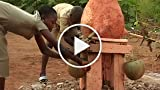 Building Sanitary Hand Washing Stations in Togo