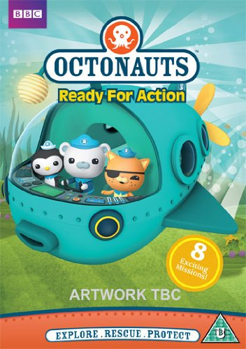 Octonauts - Ready for Action [DVD]
