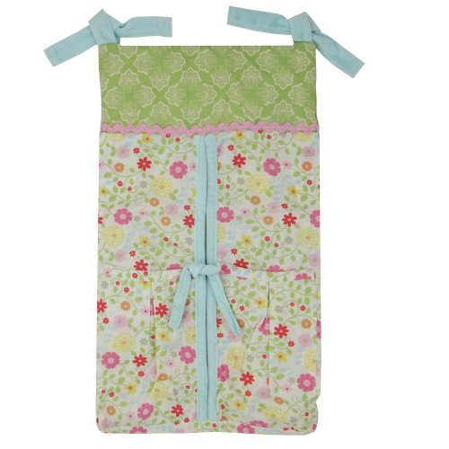 Jill McDonald Lullabye Breeze Diaper Stacker (Discontinued by Manufacturer)