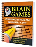 Brain Games #5 : Lower Your Brain Age in Minutes a Day