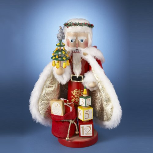 3 Authentic Steinbach Twelve Days of Christmas 17 Signed Nutcracker