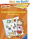 Kindergarten-R�tselspa� f�r unterwegs...