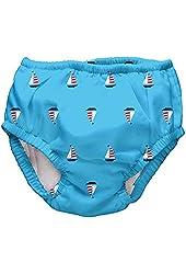 iPlay Boy's Ultimate Swim Diaper Americana