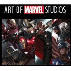 Art of Marvel Studios (Art of Marvel Movies)