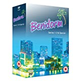 Benidorm - Series 1-3 and Special  [DVD] [2009]by Johnny Vegas