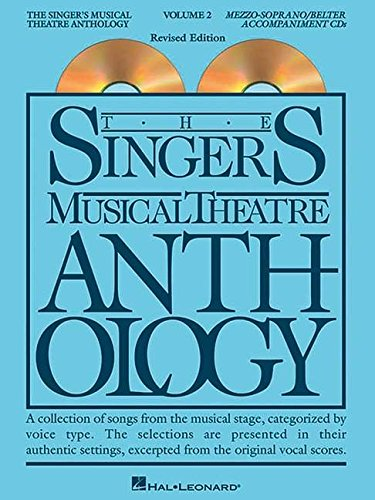 The Singer's Musical Theatre Anthology - Volume 2 [With Cassettes] (Singer's Musical Theatre Anthology (Accompaniment))