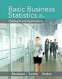 Basic Business Statistics (13th Edition)