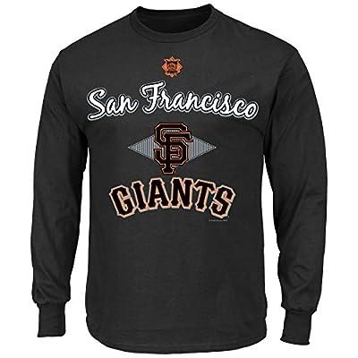 MLB San Francisco Giants Men's 58T Long Sleeve Tee