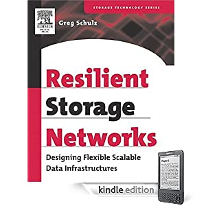 Resilient Storage Networks Book Data Infrastructure