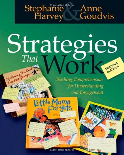 Strategies That Work: Teaching Comprehension for...