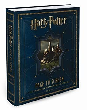 ��Amazon.co.jp ����ۥϥ꡼���ݥå����Dz����� Harry Potter Page to Screen (�ʵ���¸��)