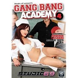 Gang Bang Academy # 4