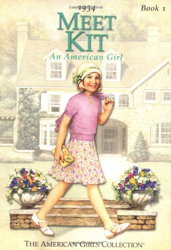 Meet Kit: An American Girl 1934 (The American Girls Collection, Book 1)