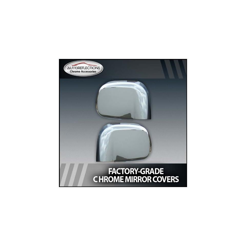 2002 2008 Dodge Ram 1500 Chrome Mirror Covers (Full)