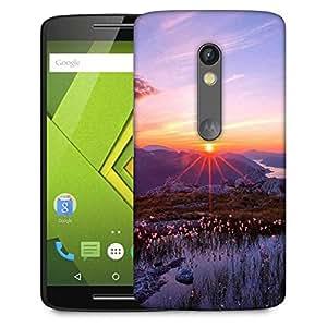 Snoogg Splendid Fantasy Designer Protective Phone Back Case Cover For Moto G 3rd Generation