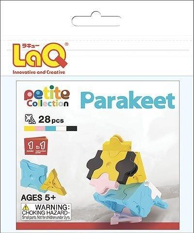 LaQ Petite Parakeet