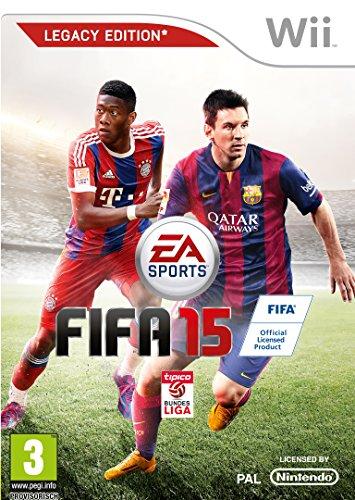 FIFA 15 - Standard Edition [AT-Pegi] - [Nintendo Wii]