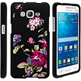 Samsung Galaxy Grand Prime Case, Slim Fit Snap On Cover with Unique, Customized Design for Samsung Galaxy Grand...