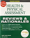 img - for Pearson Nursing Reviews & Rationales: Health & Physical Assessment (Reviews and Rationales) by Hogan MaryAnn Ricci MSN RN Mary Jean Je Welliver Joyce Je (2010-06-06) Paperback book / textbook / text book