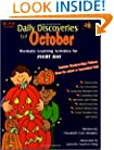 Daily Discoveries for October: Thematic Learning Activities for Every Day