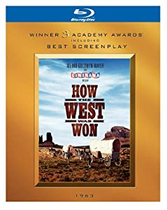 How the West Was Won [Blu-ray] [Import]