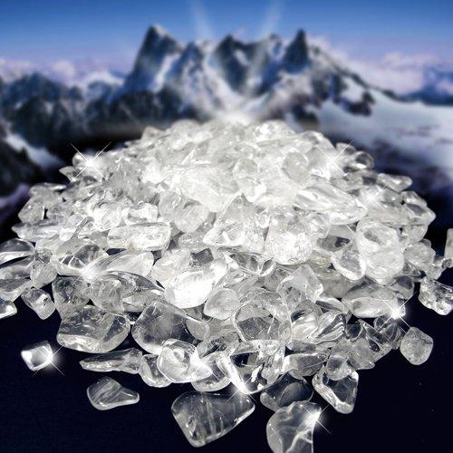 「神々の谷」 と 呼ばれる クル 渓谷 産 の クォーツ 使用 ヒマラヤ 水晶 浄化 チップ