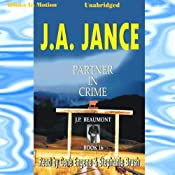 Partner in Crime: Joanna Brady, Book 10 | J. A. Jance, Stephanie Brush
