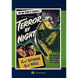 "Sherlock Holmes ""Terror by Night"""