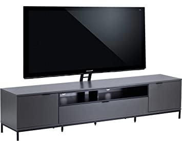 Alphason Chaplin 2000 Cantilever Stand for TVs up to 65 inch - Charcoal
