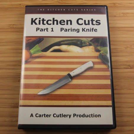 Murray Carter Kitchen Cuts I Sharpening Dvd