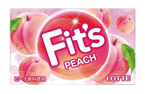 ロッテ Fit's<ピーチ> 12枚×10個