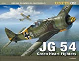 img - for JG 54. Green Heart Fighters (Units) book / textbook / text book