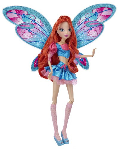 Winx Club Believix 11.5 inch Deluxe Fashion Doll - Bloom