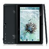 Dragon Touch Y88X Plus 7インチ タブレットPC クアッドコア Google Android 4.4 KitKat IPS液晶 ディスプレイ メモリ8 GB Bluetooth搭載 日本語対応(ブラック) ランキングお取り寄せ
