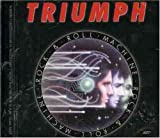 Rock & Roll Machine by Triumph [Music CD]