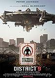 Bd-District 9 [Blu-ray]