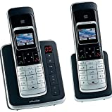 Swissvoice Eurit 459 TAM Colour Duo Schnurloses ISDN Telefon mit Anrufbeantworter und graphischem hintergrundbeleuchtetem Farbdisplay