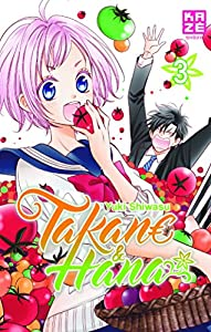 Takane et Hana Edition simple Tome 3
