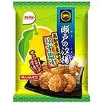 栗山米菓 瀬戸の汐揚ゆず塩味 88g×12袋