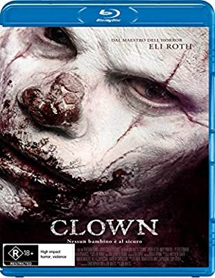Clown (2014) [ NON-USA FORMAT, Blu-Ray, Reg.B Import - Australia ]
