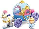 Fisher Price Disney Princess Cinderella's Coach Cinderella Horse & Carriage