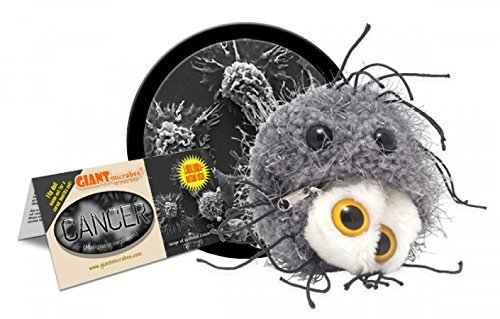 GIANTmicrobes Cancer (Malignant neoplasm) Plush Toy