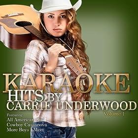 Look At me (In the Style of Carrie Underwood) [Karaoke Version]