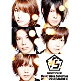 √5 -ROOT FIVE- Music Video Collection  2011~2013 [SEASON I] [DVD]